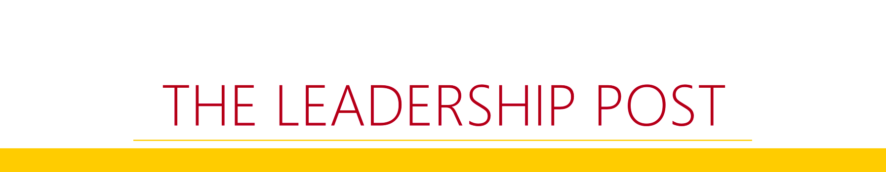 The Leadership Post